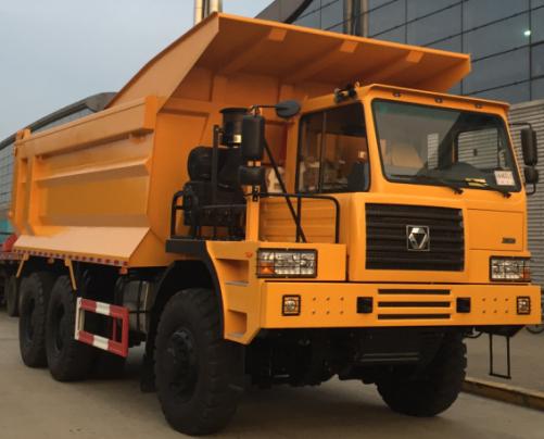 6X6 Mining Dumper Truck