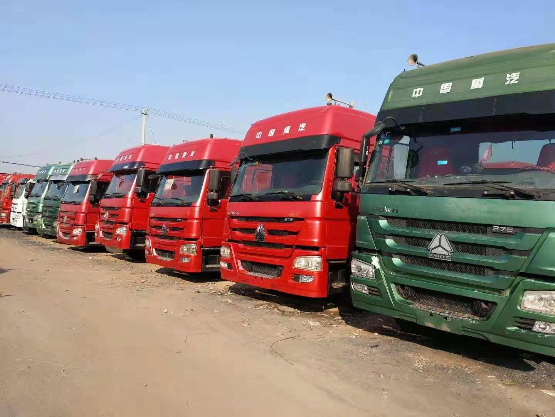 Used HOWO 6X4 Dump truck