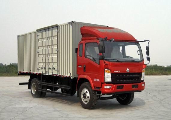 EURO IV 4×2 SINOTUK-HOWO Lorry Truck