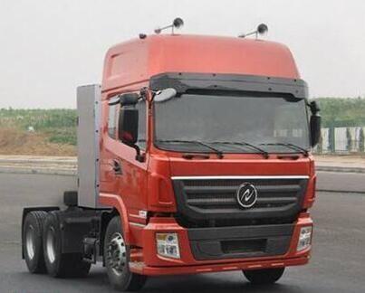 340hp 6x4 trailer