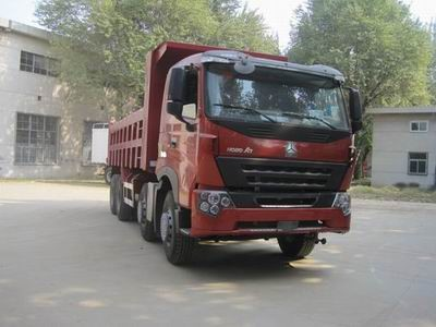 8x4 380HP dump Truck