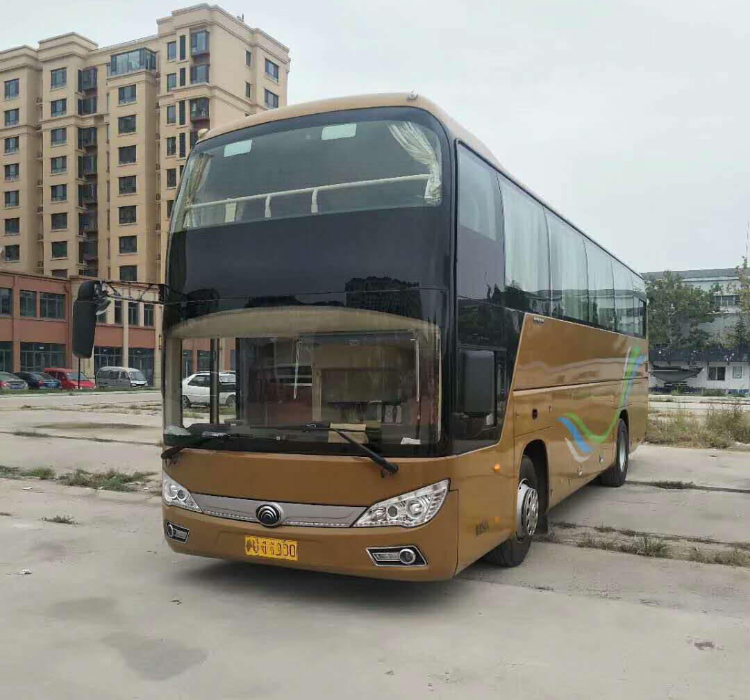 54 seat Yutong Coach Tour Bus