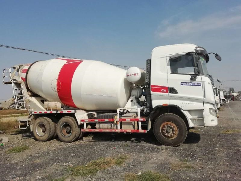 12m3 Second hand Concrete Mixer Truck SANY
