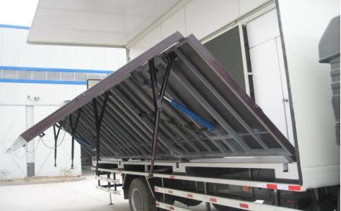 13M Used stage semi trailer