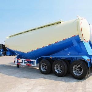 25m3 Second hand Bulk cement tanker