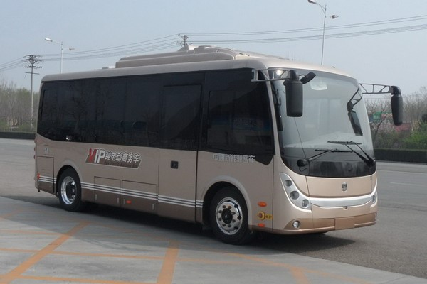 Zhongtong Brand Second Hand Microbus , Used Commercial Bus With 10-23 Seats