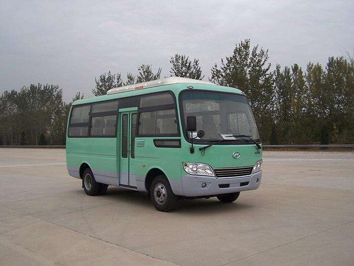 17 Seats 2nd Hand Mini Bus Higer Brand Used Condition With Auto Electronic Door