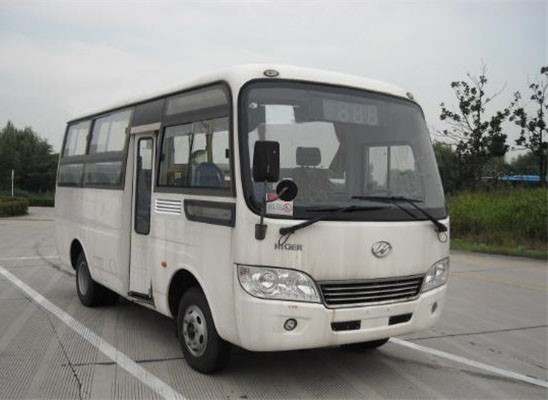 17 Seats Famous Brand Used Higer Mini BUS 2009 Year Passenger Cheap Price Running Great