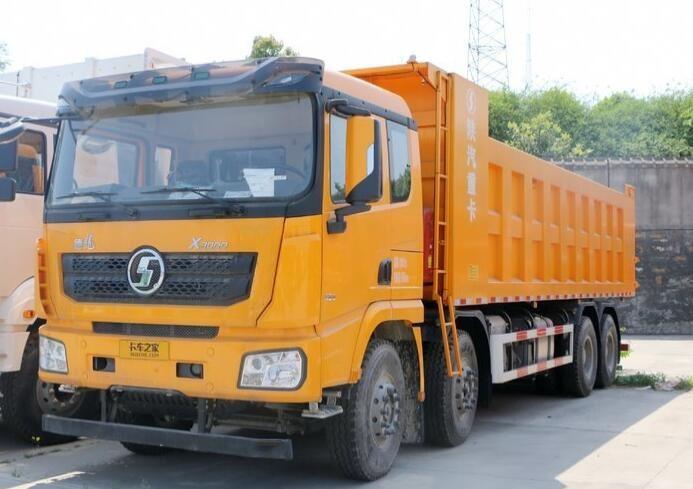 Used Shanqi Dump Truck SX3310XC61B